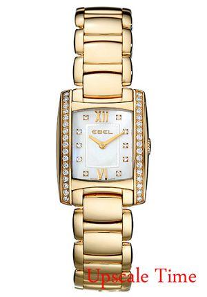 Ebel Brasilia Ladies Jewelry Watch 8976M28-9820500