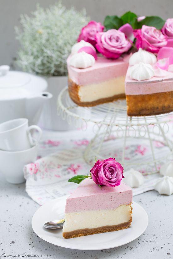 Plum cheesecake / Sernik ze śliwkami / Ciasto ze śliwkami