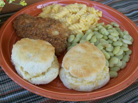 1960 Original Kentucky Buttermilk Biscuit