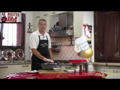 Spaghetti aglio olio e peperoncino pomodori secchi alici  preparati da Dario con Magic cooker 344 - YouTube