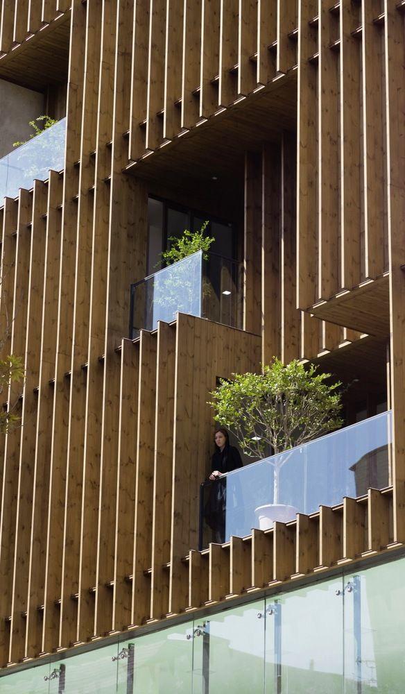 Gallery - Saadat Abad Commercial Office Building / LP2 - 12