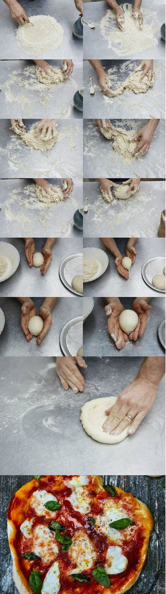 How to make pizza from scratch