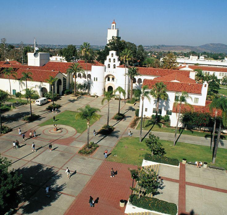 San Diego State University  *5500 Campanile Drive  *San Diego , CA 92182-8228 *www.sdsu.edu/business *admissions@sdsu.edu