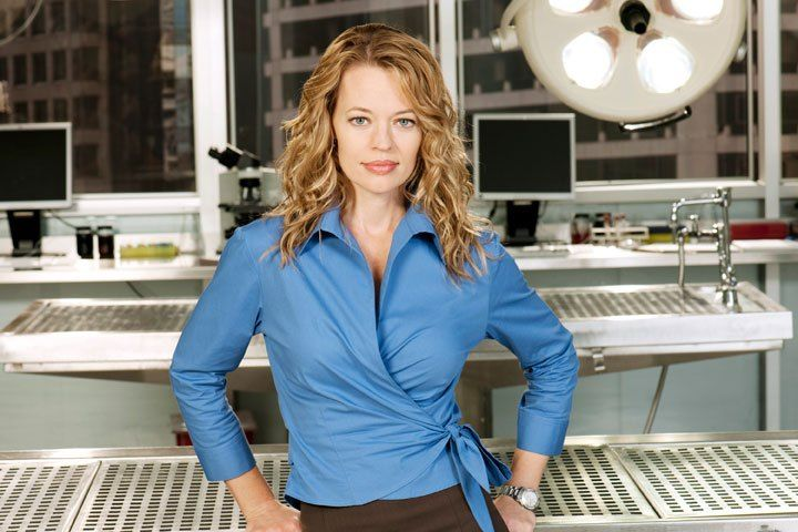Jeri Ryan, star of ABC's 'Body of Proof'