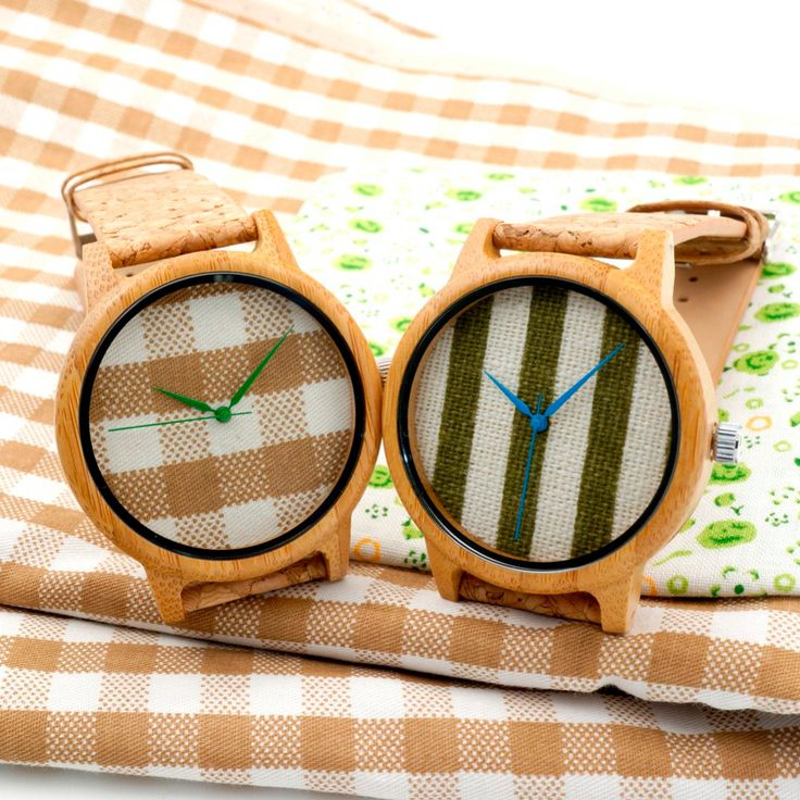 Brand Designer Bamboo watch pastoralism pastoral dial face wooden watches by TAKIPARK on Etsy