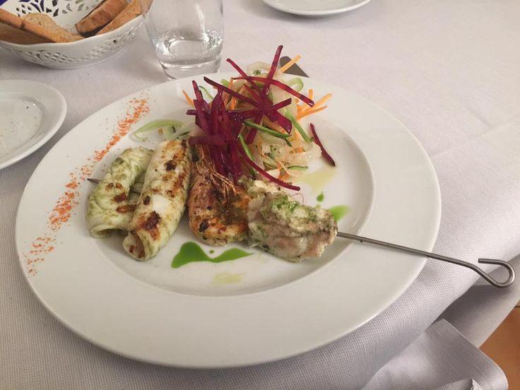 Le nostre nuove specialità sono servite! #Restaurant #Food #Portonovo #HotelEmilia