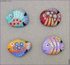 Image result for painted rocks for the garden                                                                                                                                                                                 More
