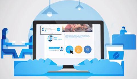 Avec 6,7 millions d'utilisateurs actifs, pour une population totale de 17,5 millions de personnes, le Chili possède le taux de pénétration de Facebook le plus élevé du continent américain (États-Unis compris !). Il est donc logique pour BBVA de choisir ce pays pour lancer son premier produit financier sur le réseau social, BBVA Link.
