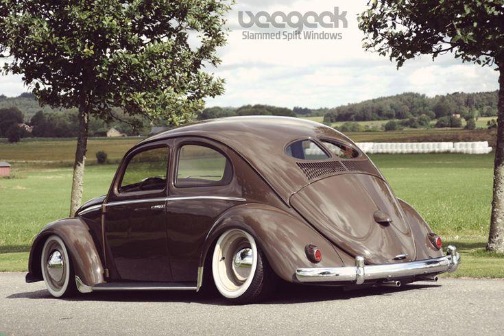 "Classic VW ""split window"""
