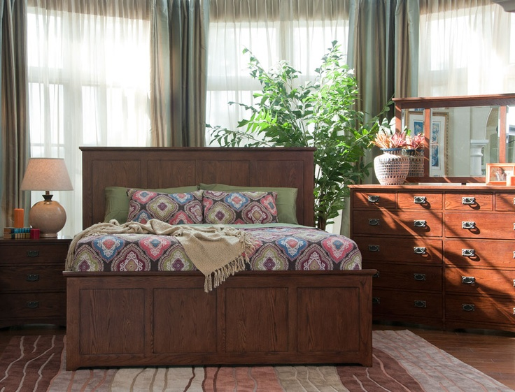 The Oak Park Collection | Jerome's Furniture - 90 Best Master Suites & Bedrooms Images On Pinterest