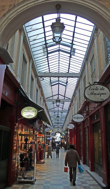Passage de l'Argue - Lyon, France