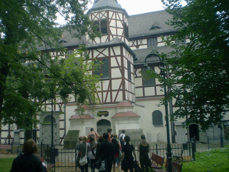 Jawor//Church of Peace // Albrechta von Säbisch…