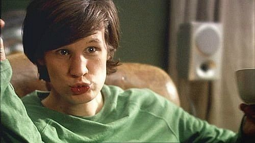 Young Matt Smith