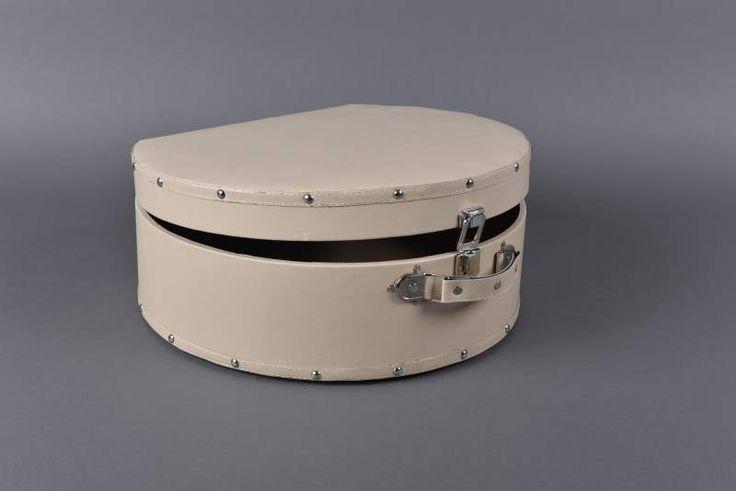 Κουτι βάπτισης ημίστρογκιλο