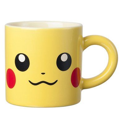 Pocket Monster Pokemon PIKACHU Mug Coffee Cup Authentic Trademark from Japan New on eBay!