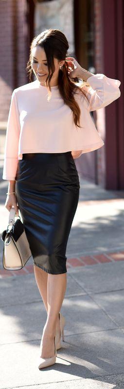 Polished Pink / Fashion Look by Hapa Time