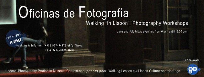 Oficinas de fotografia Urban Photography tour of Lisbon - Go Discover Portugal Niche tourism travel and vacation Portugal