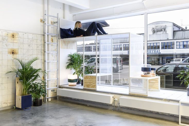 With its open floorplan and warm lights, Copenhagen's Space10 is an oasis for…