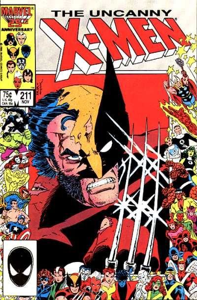 This is where I 1st became obsessed with the Xmen - Uncanny X-