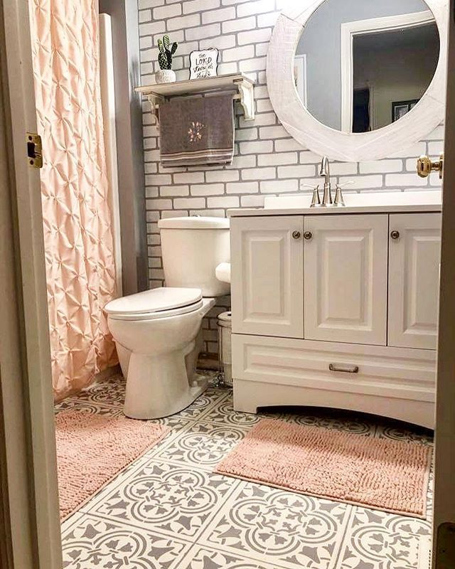 Bathroom Makeover Ideas On A Budget Using Easy To Use DIY
