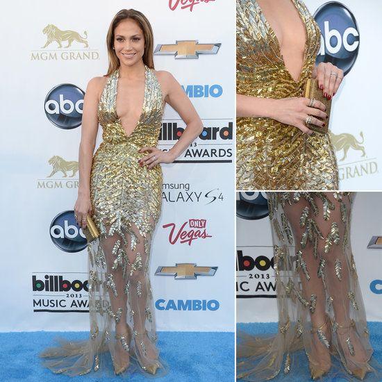 Jennifer Lopez Dress Billboard Awards 2013