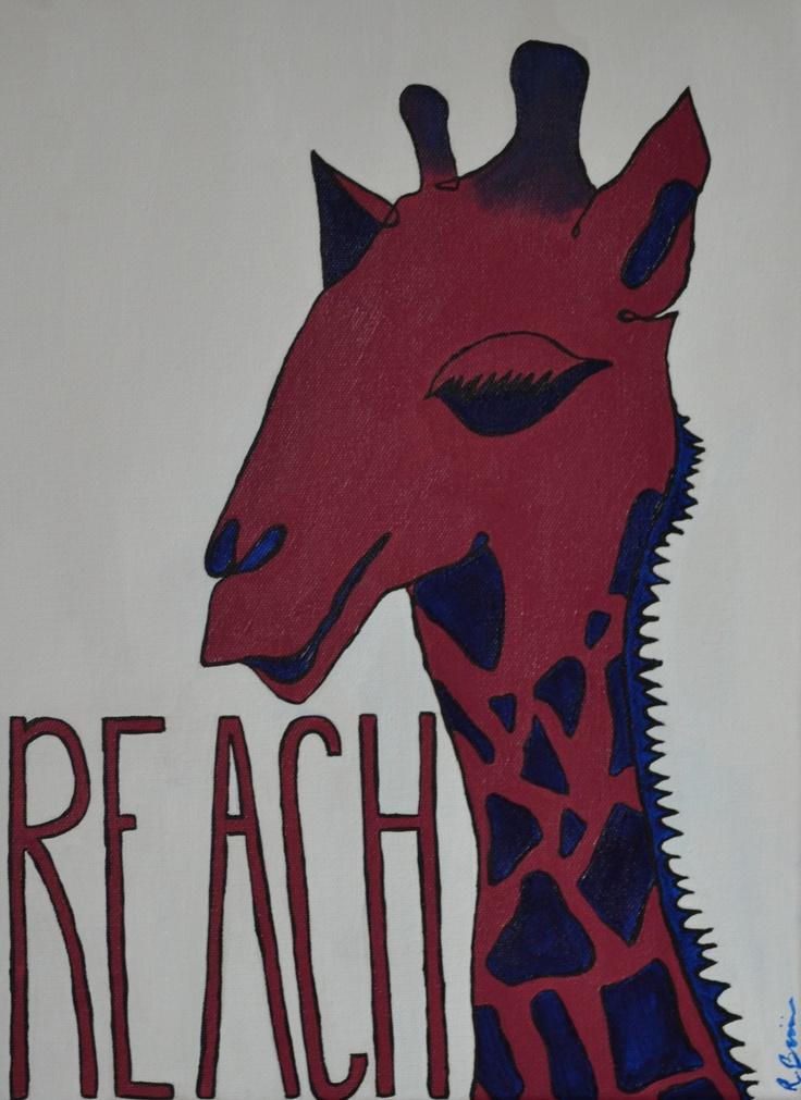 """""""Reach"""""""