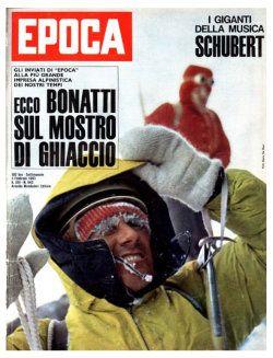 SEZIONE SPECIALE EPOCA - WALTER BONATTI - Xedizioni