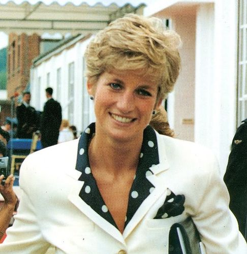 Princess Diana Such a beautiful person!