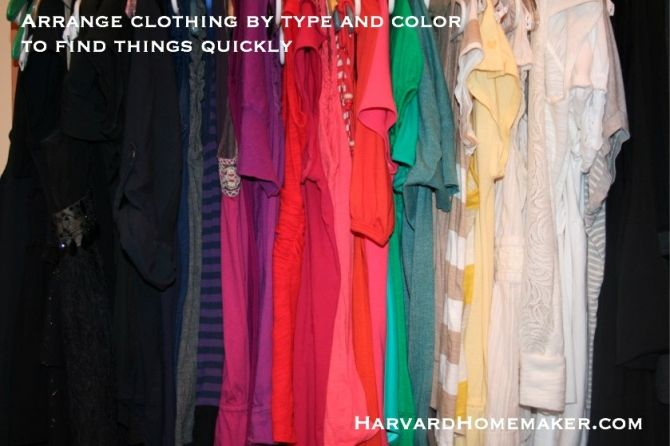 Harvard Homemaker 100+ Ideas to Help Organize Your Home and Your Life - Harvard Homemaker
