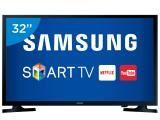 "Smart TV LED 32"" Samsung UN32J4300 - Conversor Digital Wi-Fi 2 HDMI 1 USB"