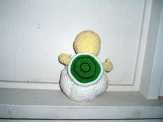 Nanette Crochet: Super Mario Bros