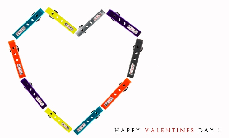 Happy #valentinesday - from the SHAPE Team :)