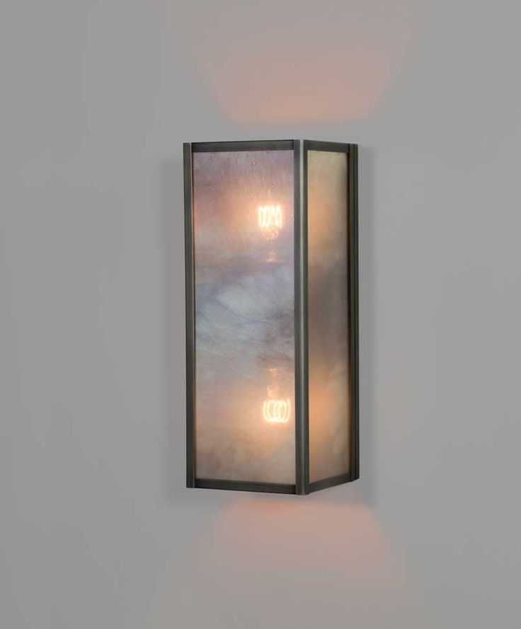 Metro Wall Sconce Urban Electric : Check out the Antique Rectangle light fixture from The Urban Electric Co. Ideas for the House ...