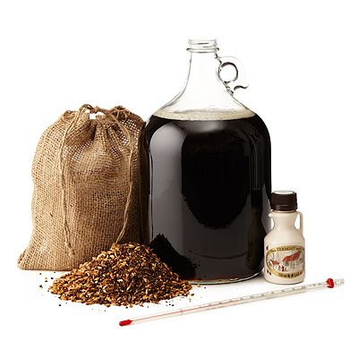 Look what I found at UncommonGoods: vermont maple porter beer brewing kit... for $23 #uncommongoods