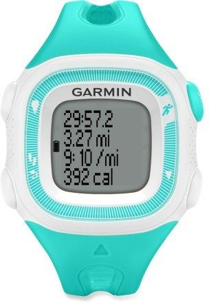 Garmin Forerunner 15 GPS Fitness Monitor Bundle - Women\'s