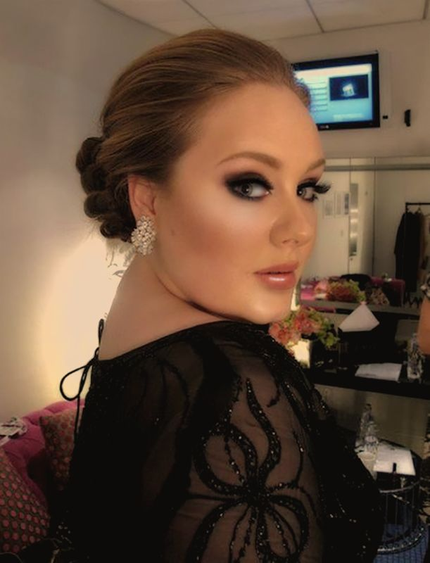 Adele - don't know where I got this one. Nice pic though.