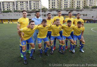 TIEMPO DE DEPORTE: Las Palmas Atlético pierde ante un rival directo (...