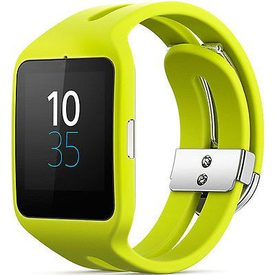 NEW Sony SmartWatch 3 SWR50 Android 4.3 NFC Waterproof IP68 GPS 4 GB - Lime. Sony SWR50 SmartWatch 3 NFC Bluetooth IP68 Waterproof Android Wear Smart Watch - White Introducing the Sony SWR50 SmartWatch 3 NFC Bluetooth IP68 Waterproof Android Wear Smart Watch - White Color! Item is brand new, and comes in its original retail packaging. Sony no longer permits sellers to describe their products on eBay. For details on the specific item you are purchasing, please refer to Sony's website for…