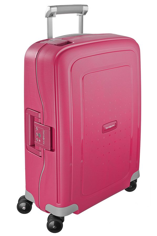 Samsonite S'Cure Spinner 55cm Pink - Samsonite.es