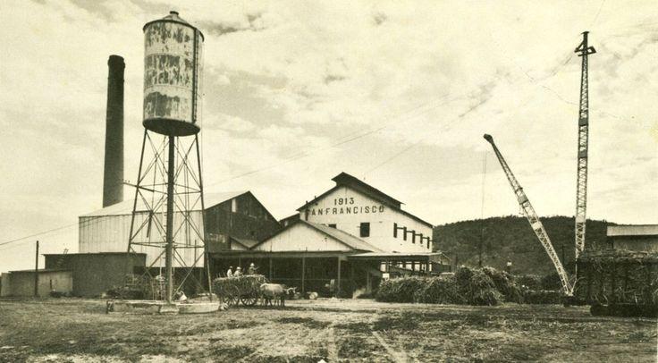 Central San Francisco, Guayanilla, Puerto Rico  - Operó entre los años 1913 y 1977. Capacidad: 1,200 toneladas por día.