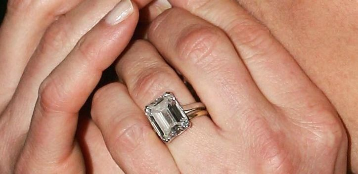 Check out the very best royal engagement rings, including this massive emerald-cut stunner that belongs to Princess Astrid of Belgium