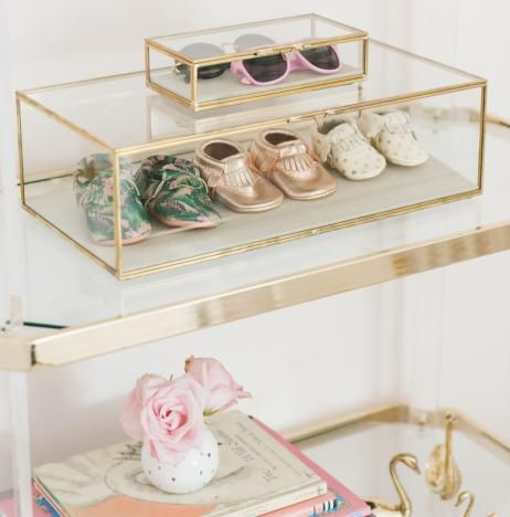beth aschenbach, palm beach lately, neat method, organized nursery, luxe report design, shea christine photography, freshly picked moccasins, baby moccasins