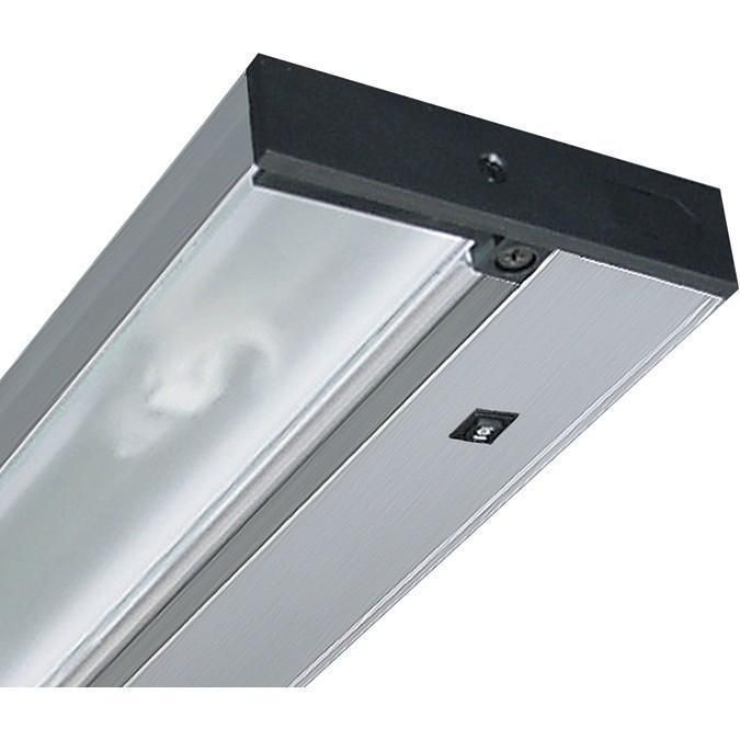 """Juno Lighting UPLED30-SL - 30"""" Pro-Series LED Dimmable Undercabinet Fixture Brushed Silver"""