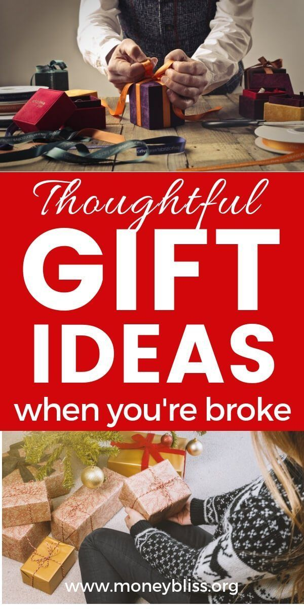 Awesome Gift Ideas When You Re Broke Money Bliss Cheap Christmas Gifts Christmas Gifts For Parents Budget Christmas Gifts