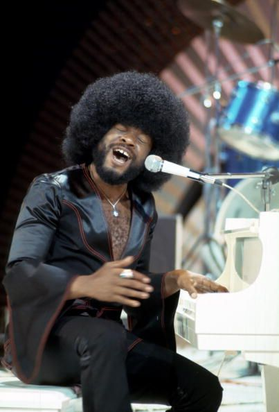 Billy Preston  (September 2, 1946 – June 6, 2006) was an American musician whose work included R, rock, soul, funk and gospel)
