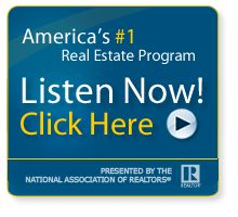 This is actually a RADIO STATION talking about real estate today! It's for everyone, not just realtors.