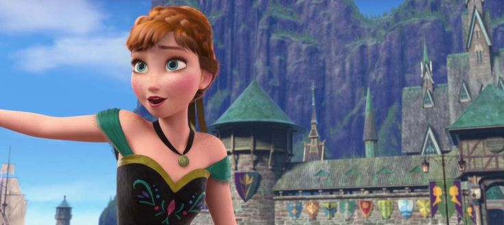 """I got """"For the First Time In Forever""""! Which Frozen Song Should You Sing Right Now? 