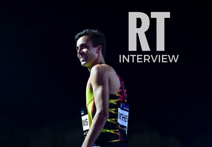 Road to Rio Interview with Luke Mathews: 800m