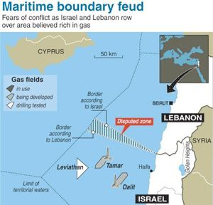 Israel Maritime border - Buscar con Google