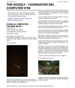 Lezione 80 (PDF) -  SCARICAMENTO (DOWNLOAD)  E CARICAMENTO (UPLOAD) DEI FILE. Come eseguire il download e l'upload di file, immagini, video, audio, documenti, ecc.